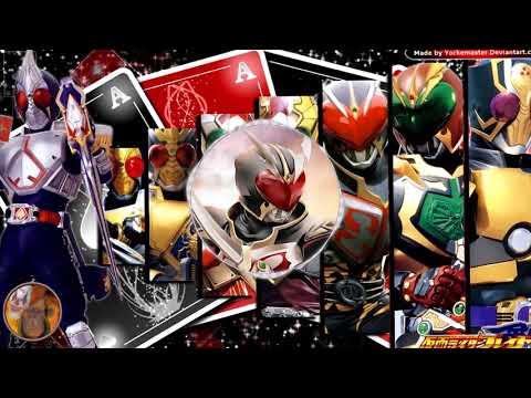 Audio Spectrum Take It A Try  Kamen Rider Blade OST