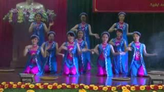 Văn nghệ kỷ niệm 70 năm Ngày truyền thống ll Tham mưu và Tài chính CAND