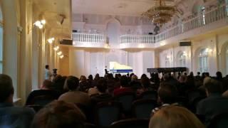 Скачать Ольга Мартынова 20 11 16 играет все Французские сюиты Баха в Рахманиновском зале