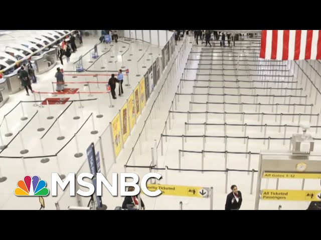 Confirmed Cases Of COVID-19 In The United States Crosses 4000 | MTP Daily | MSNBC