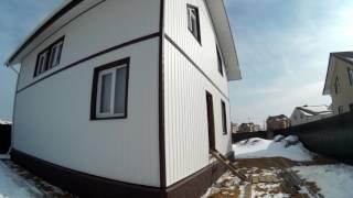 видео Проект балкона каркасного дома своими руками