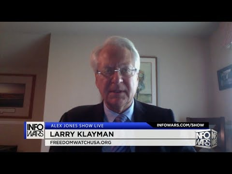 Klayman Discusses How Comey Corrupted FBI & How He Covered Up Murder of a Peaceful Bundy Protester!