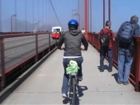 Bike tour: San Francisco - Sausolito