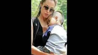 Angelina Jolie and Maddox - Angel