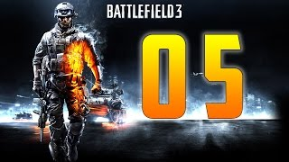 Battlefield 3: - Mission 5 - Comrades! [1080p 60FPS] No Commentary