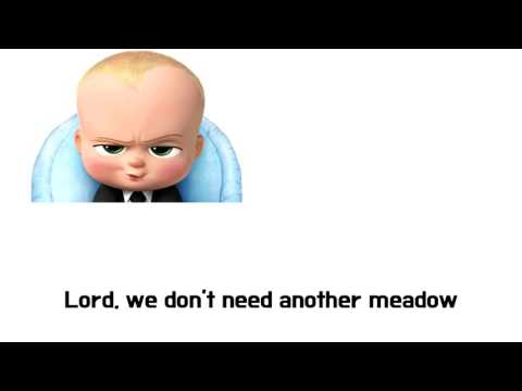 Boss Baby ost What the World Needs Now Is Love(Lyrics)