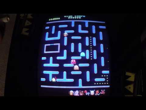Jr. Pac-Man Turbo: Kill Screen 3,610,800