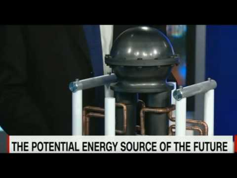 The Potential Energy Source of the Future