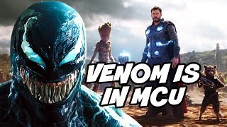 Venom to Appear in MCU after Avengers 4 & Avengers Infinity War