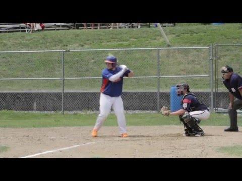 Brennan Cuddahy - College Baseball Prospect - Leominster, Massachusetts
