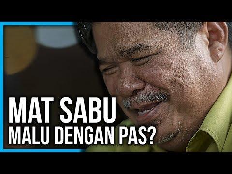 MOHAMAD SABU MALU PAS AMBIL DUIT UMNO