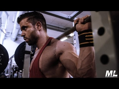 INSANE VEGAN LEG WORKOUT // PUMP UP THE VOLUME by Marco Laterza