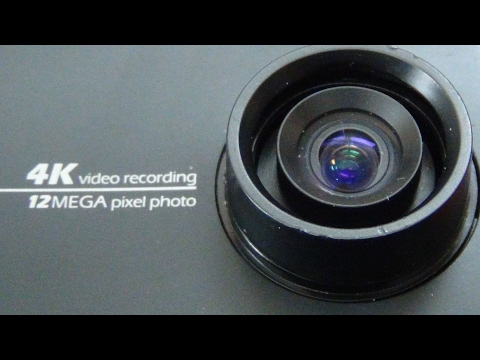 Yi 4K Action Camera Lens Replacement and Focus Ring