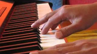 ขอเพียงที่พักใจ piano cover