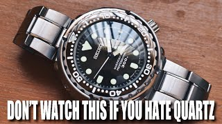What Makes The Seiko Tuna So Special?