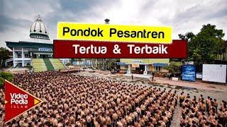 12 Pondok pesantren terbaik dan tertua di Indonesia MP3