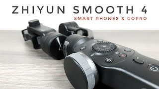 Zhiyun Smooth 4 Review | Works Great With A GoPro