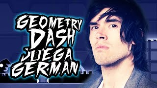 GEOMETRY DASH : JUEGA GERMAN RELOADED