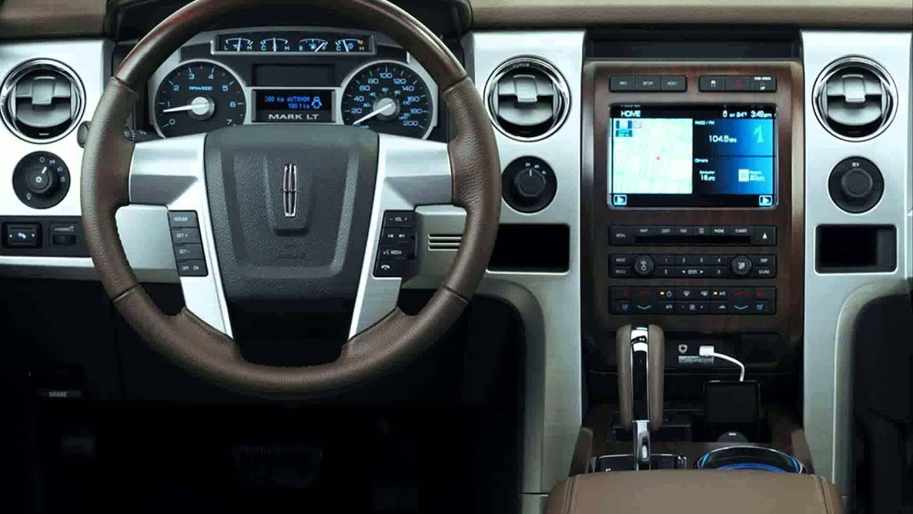 lincoln mark lt 2015 model