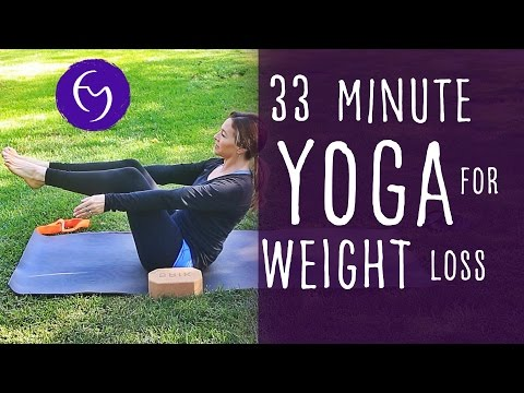Yoga for Weight Loss and Toning with Fightmaster Yoga