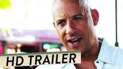 XXX3: DIE RÜCKKEHR DES XANDER CAGE - Triple X 3 Trailer Deutsch German (HD) | Vin Diesel
