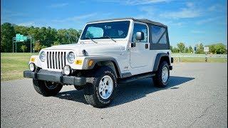 Davis AutoSports JEEP WRANGLER LJ / ONLY 25K MILES / FOR SALE