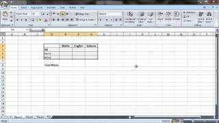 How to Count Cells in Excel