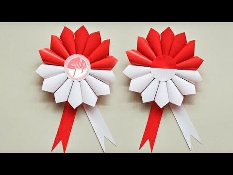 40+ trend terbaru hiasan mading dari kertas origami