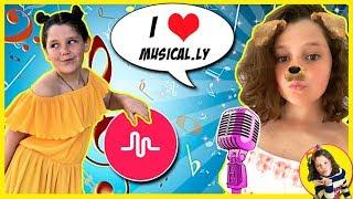 ¡¡Los MEJORES Musical.lys de LADYPECAS!! 🎤 😍 Recopilación Musicallys de DANIELA, The Crazy Haacks