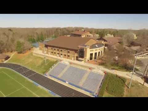 Charlotte Latin School Aerial Tour