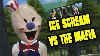 ICE SCREAM ROD VS THE MAFIA GANG