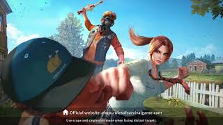 Rules of Survival Account Suspended how to fix