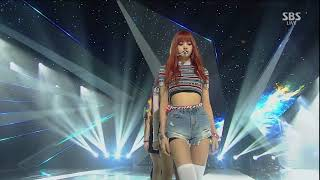 Blackpink   '마지막처럼 As If It's Your Last Remix Ver ' 0723 Sbs Inkigayo Mp4