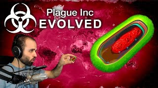 INFECTANDO A TODA LA HUMANIDAD | PLAGUE INC EVOLVED Gameplay Español