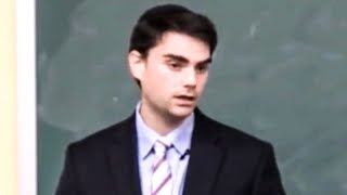 Ben Shapiro Makes Ass Of Self During Ridiculous Climate Change Rant (Permanently Discrediting)