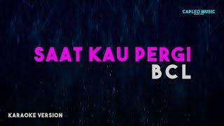 Bunga Citra Lestari - Saat Kau Pergi (Karaoke Version)
