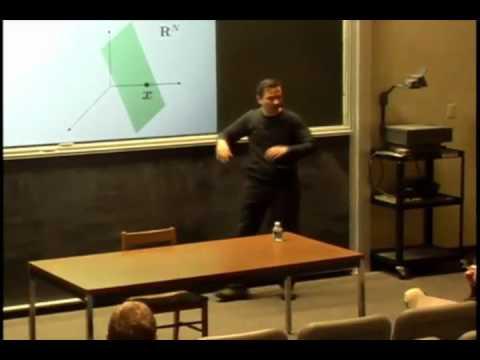 "Richard Baraniuk, ""Compressive Sensing,"" ECE Lecturer Series"
