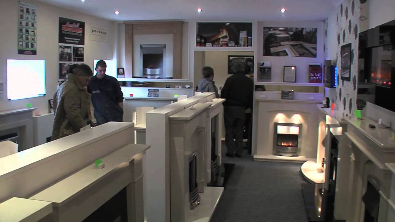 Newfield Fireplaces   Stoke-On-Trent, Staffordshire - YouTube