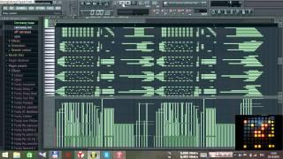 Fl Studio + launchpad - создание светошоу (LightShow)