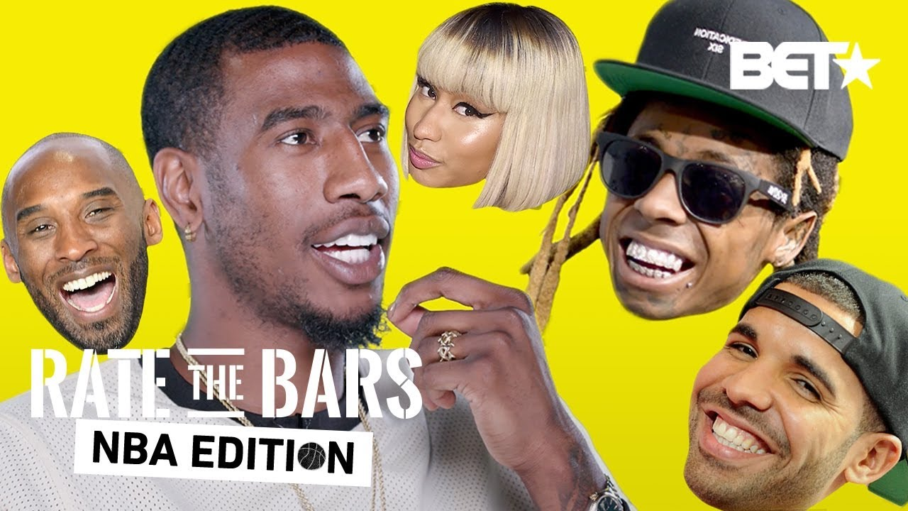 "Iman Shumpert Goes ""Off"" on Lil Wayne + Drake, Kobe Bryant, Nicki Minaj | Rate The Bars: NBA Edition"