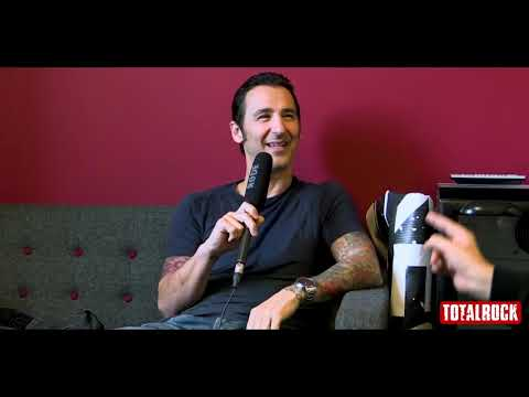 TotalRock Interview with Sully Erna of Godsmack  March 2018
