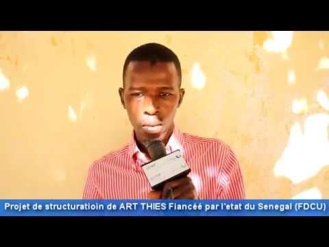 ART-THIES@FDCU/Projet de structuratioin de ART THIES Fiancéé par l'etat du Senegal FDCU