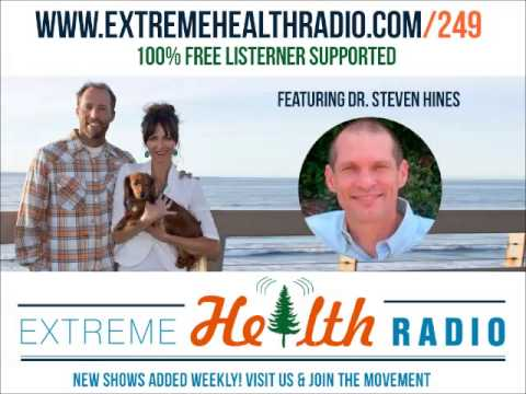 Dr. Steven HInes: Heal From Lyme Disease, Cancer & More Naturally!