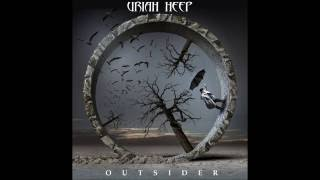 Uriah Heep - The Outsider (Lyrics in Description)
