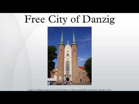 Free City of Danzig