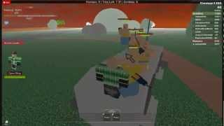 Roblox: Dead or Alive?; Ghost zombies!!