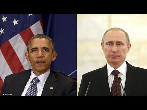 Obama-Putin phone call as tensions over Ukraine continue to strain relationship