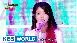 IU - Palette | 아이유 - 팔레트 [Music Bank HOT Stage / 2017.04.28]