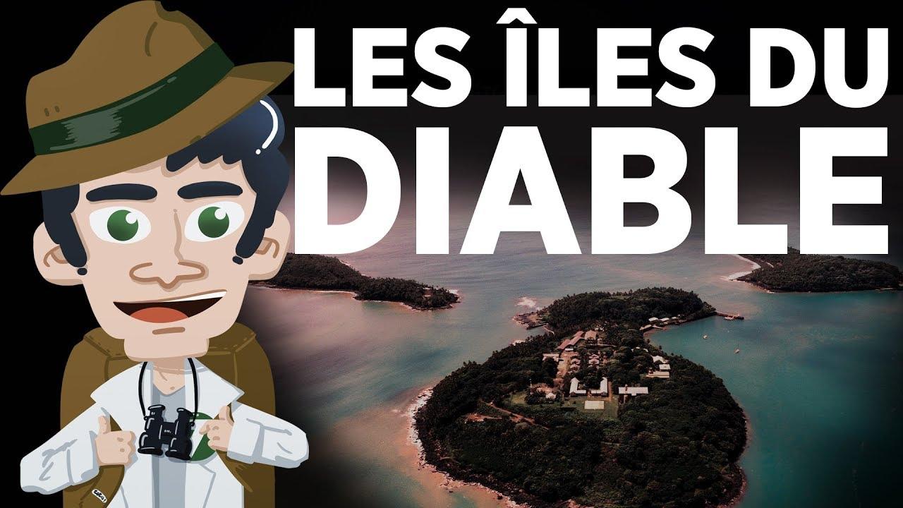 Les îles du DIABLE... ou du SALUT !