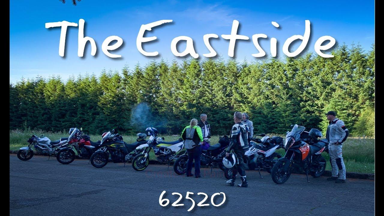 Eastside Ride on the 2019 Honda CB500X | Portland Oregon Motorcycle 2020